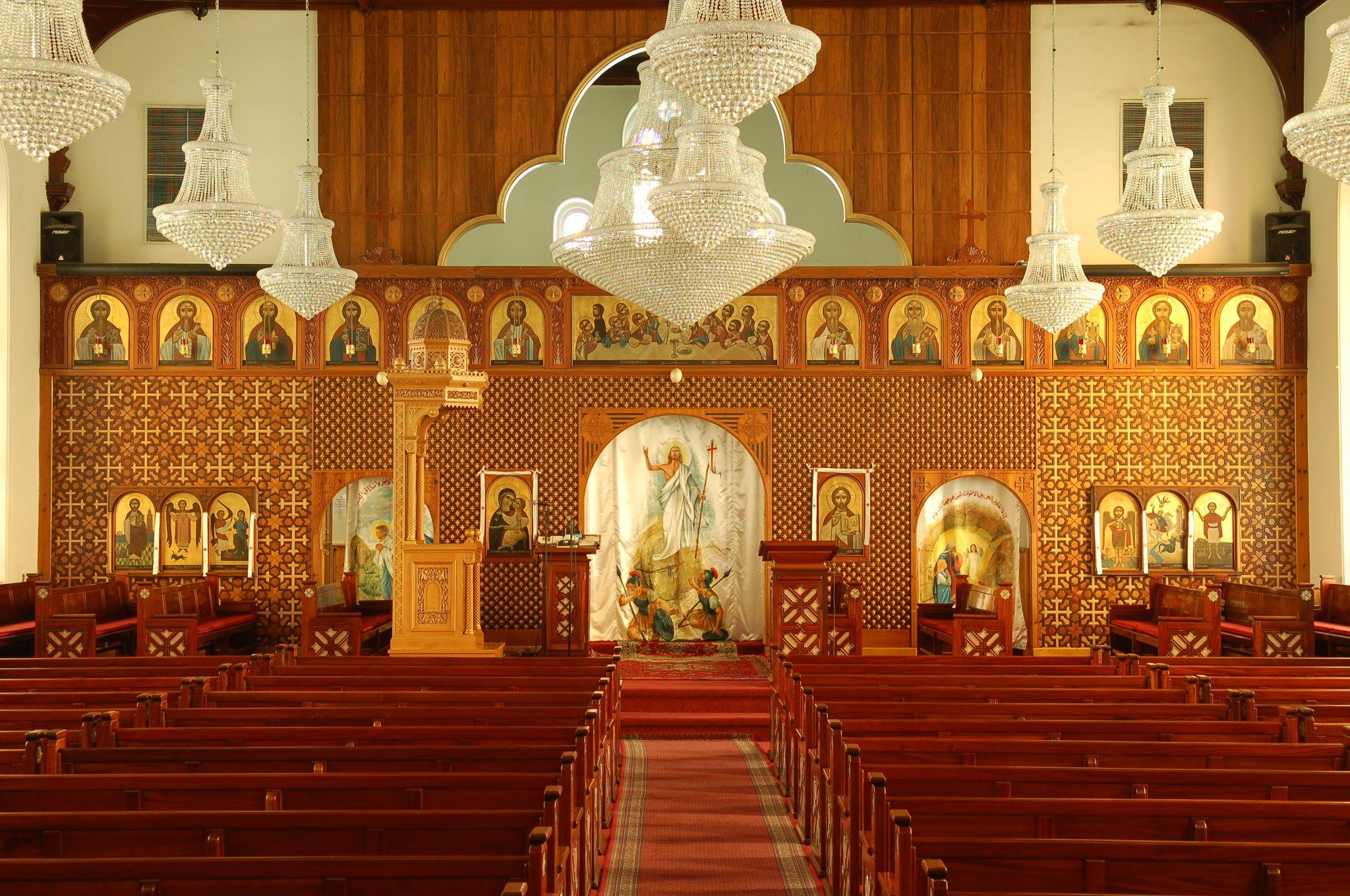 كنيسة حلوان