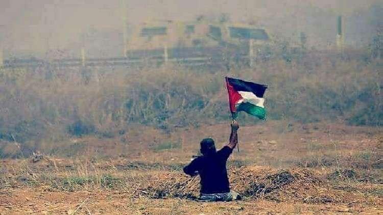 مقتل فلسطيني مبتور القدمين برصاص الجيش الإسرائيلي 1