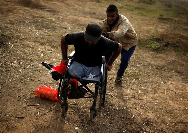 مقتل فلسطيني مبتور القدمين برصاص الجيش الإسرائيلي 2