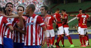 مباراة الأهلي وأتلتيكو مدريد