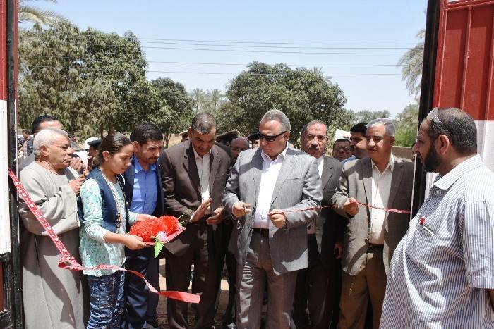 الشرقية يفتتح مدرسة «أحمد عبد العزيز الشرقاوي» بالقرين بتكلفة 3 مليون جنيه 5