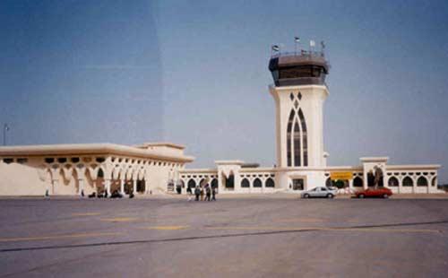 مطار العريش
