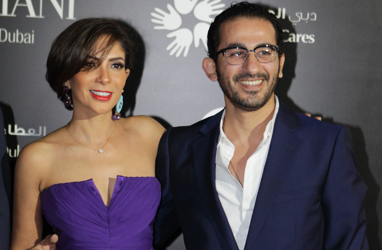 احمد حلمي ومنى زكي