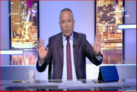 موسي لعبدالمنعم ابوالفتوح عمرك ماهتحكم مصر