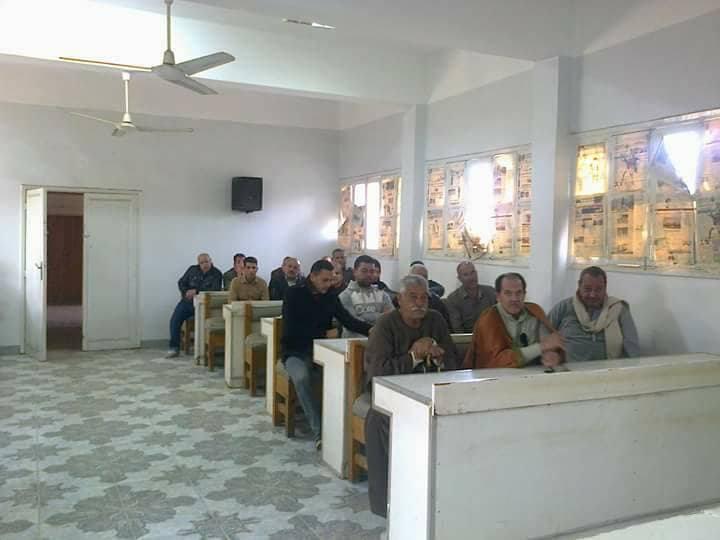 بيت ثقافة الإبراهيمية ينظم ندوة بعنوان «الشائعات وخطرها على الفرد والمجتمع»   الشرقية توداي