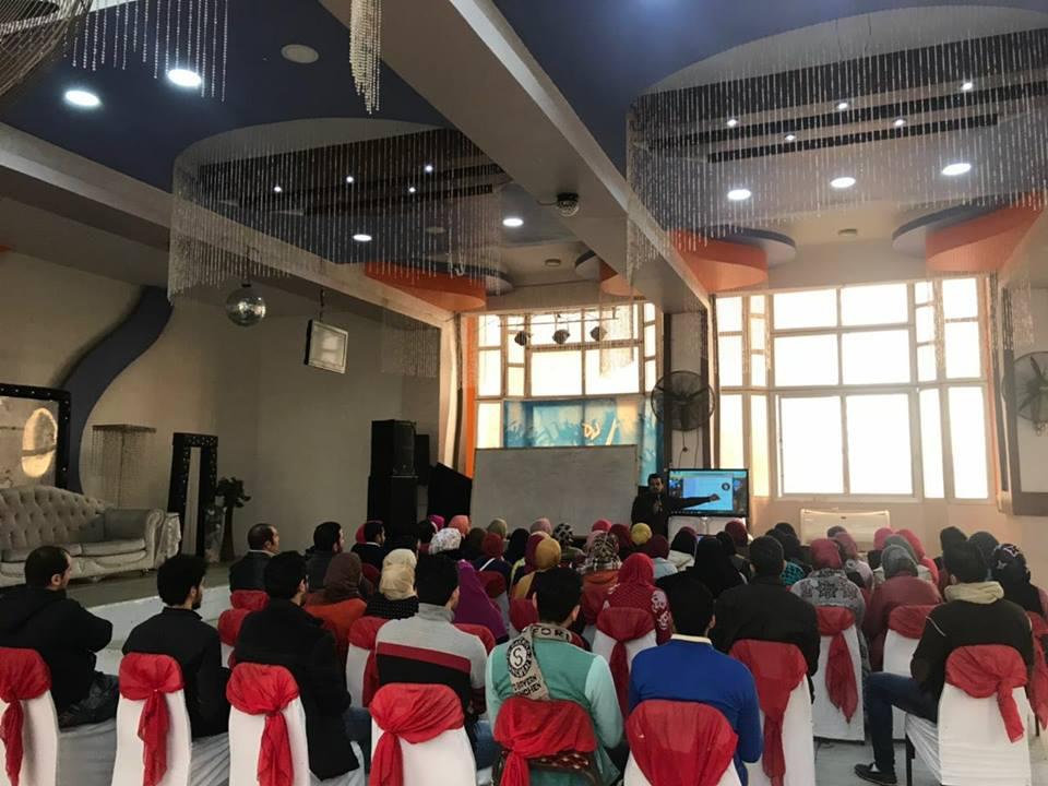 من أجل مصر بديرب تقيم دورة «icdl» للشباب