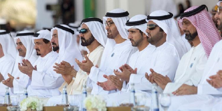 الإمارات يغيب عن تشيع جنازة والدته 1