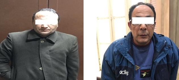وزارة الداخلية تضبط رجلي أعمال هاربين من 243 سنة سجن   الشرقية توداي