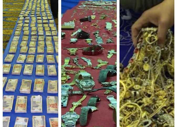 وزارة الداخلية تنشر التفاصيل الكاملة عن عصابة الـ«100 مليون جنيه»   الشرقية توداي