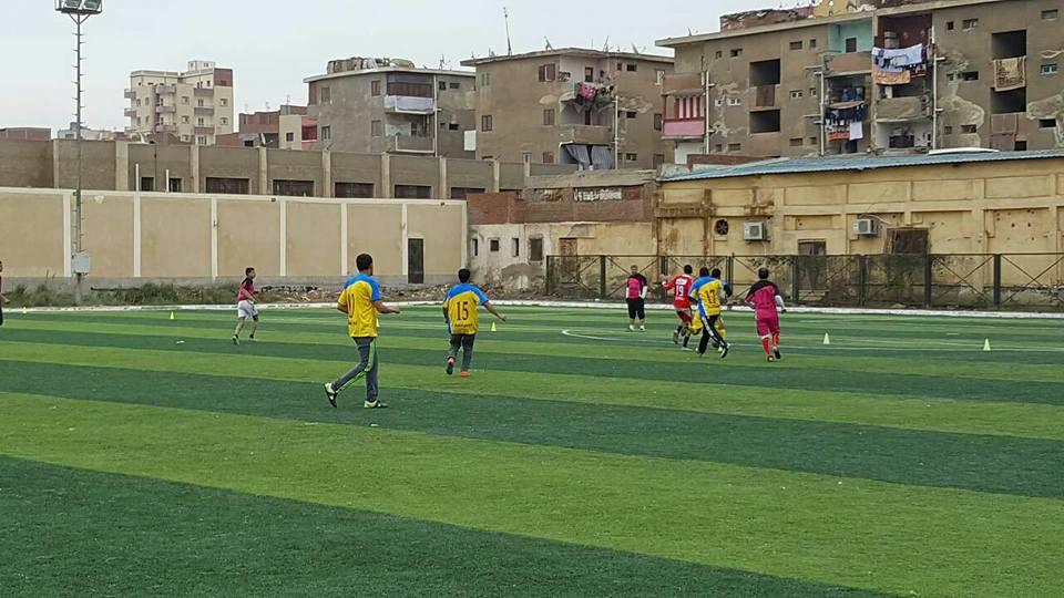 لرياضة بمركز شباب منيا القمح