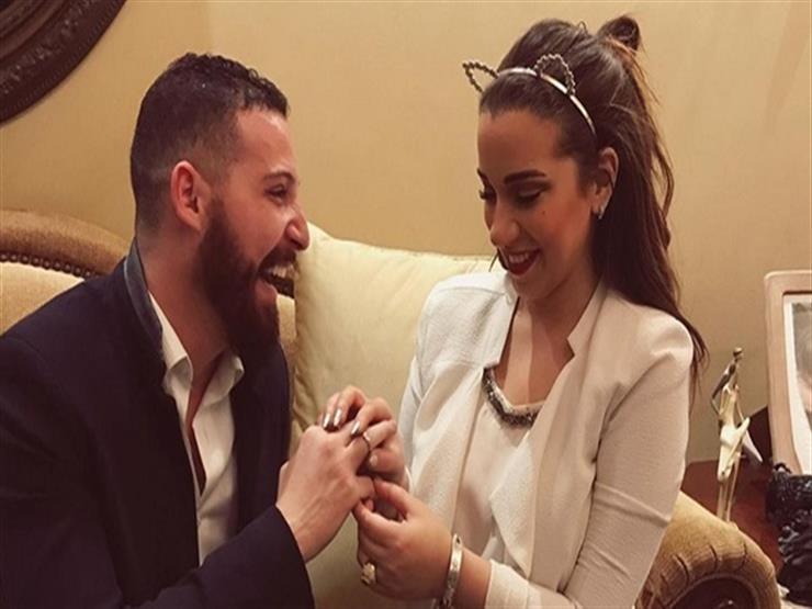 تعليق من شريف منير على فسخ خطوبة ابنته من الممثل محمود حجازي