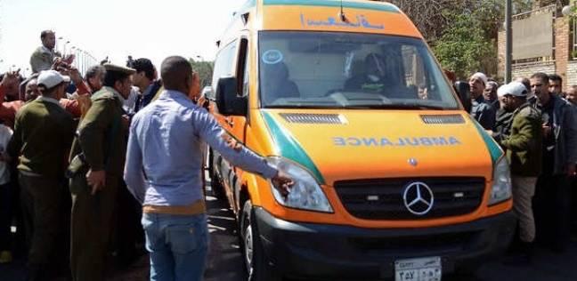 19 شخصًا بحادث أتوبيس على طريق «ههيا – أبو كبير»1
