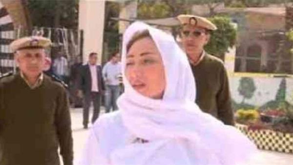 ترحيل ريهام سعيد ومُعدة برنامجها إلى سجن القناطر