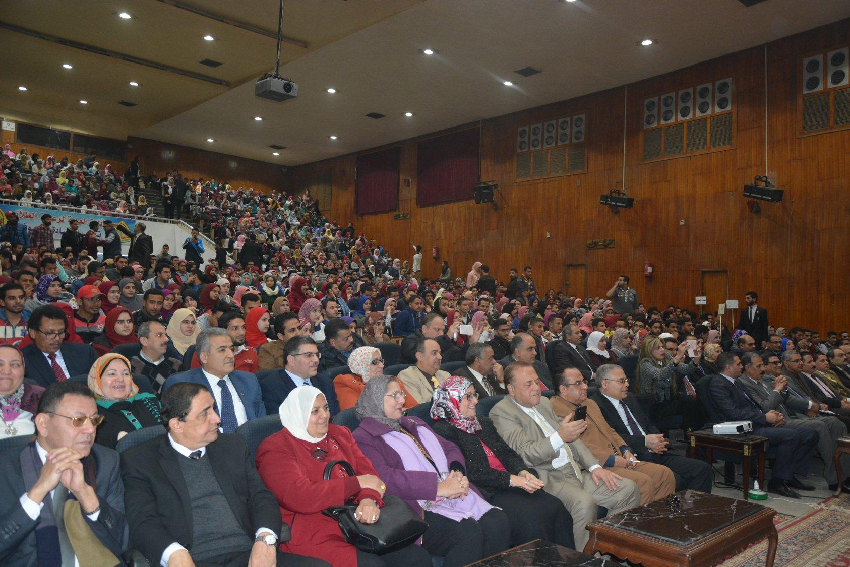 الزقازيق تناقش تأثير الدراما المصرية على ثقافة الشباب1