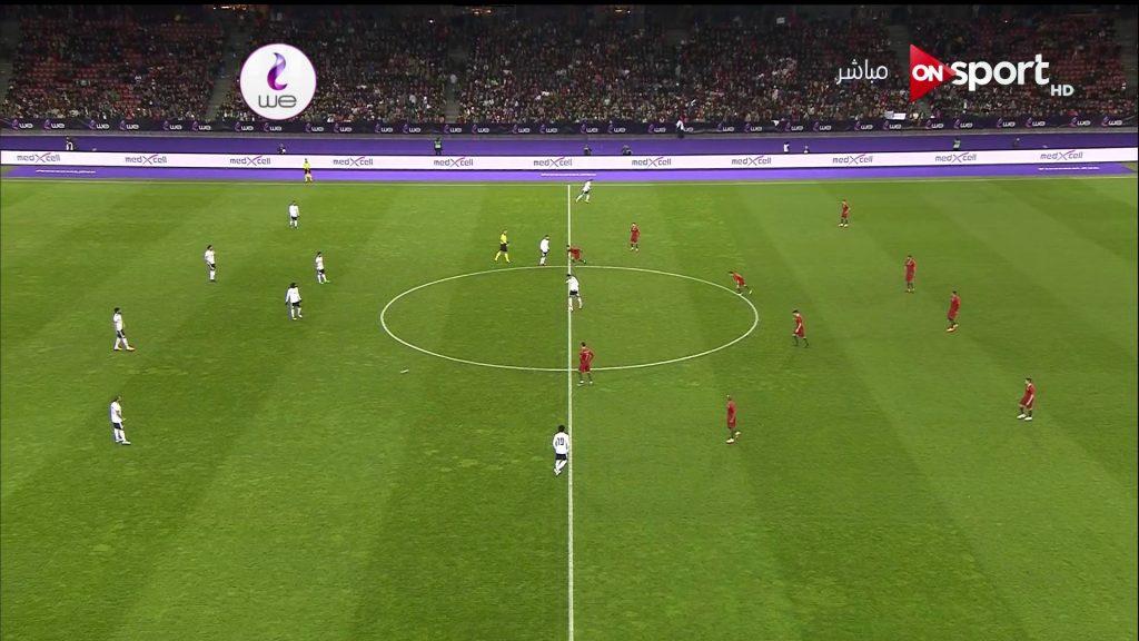 مباشر مباراة مصر والبرتغال