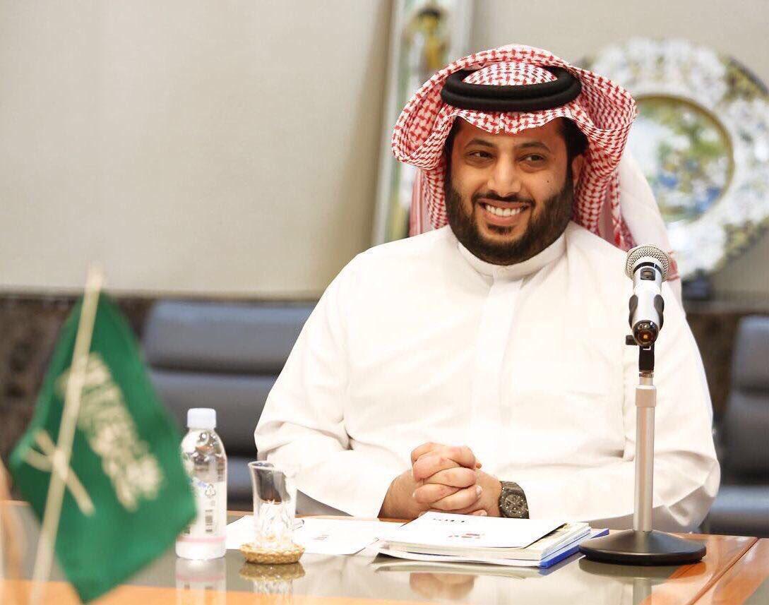 تركي آل الشيخ على هزيمة المنتخب السعودي