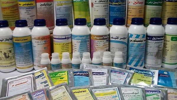 ضبط أدوية بيطرية منهية الصلاحية
