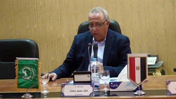 الشرقية اللواء خالد سعيد
