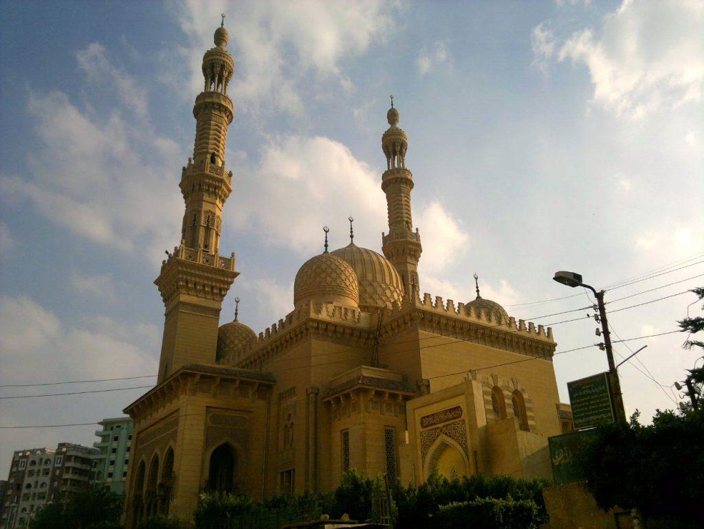 مسجد الفتح بالزقازيق