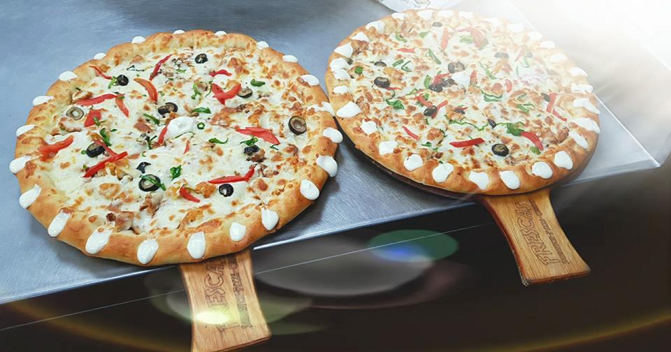 بيتزا مطعم فرسكس بالزقازيق