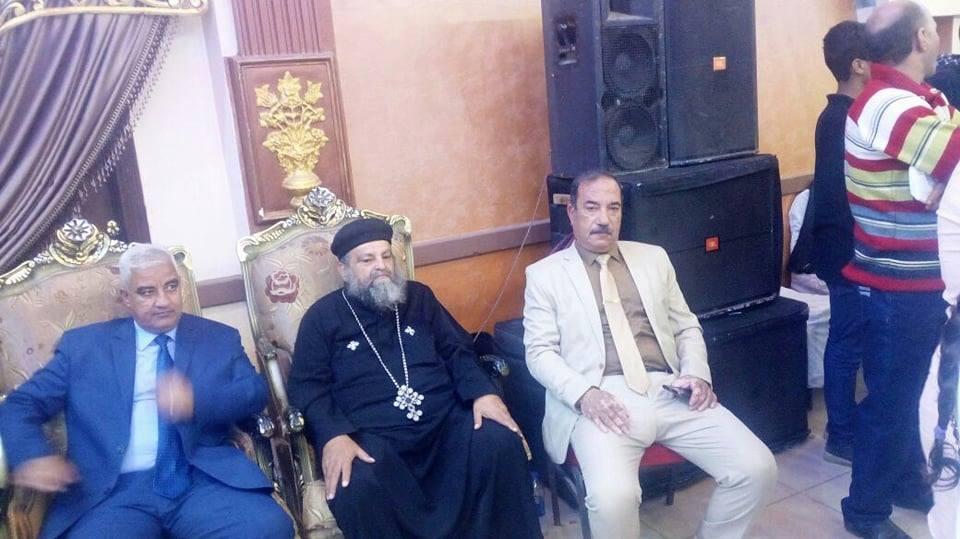 سويلم يكرم والد محمد صلاح 2