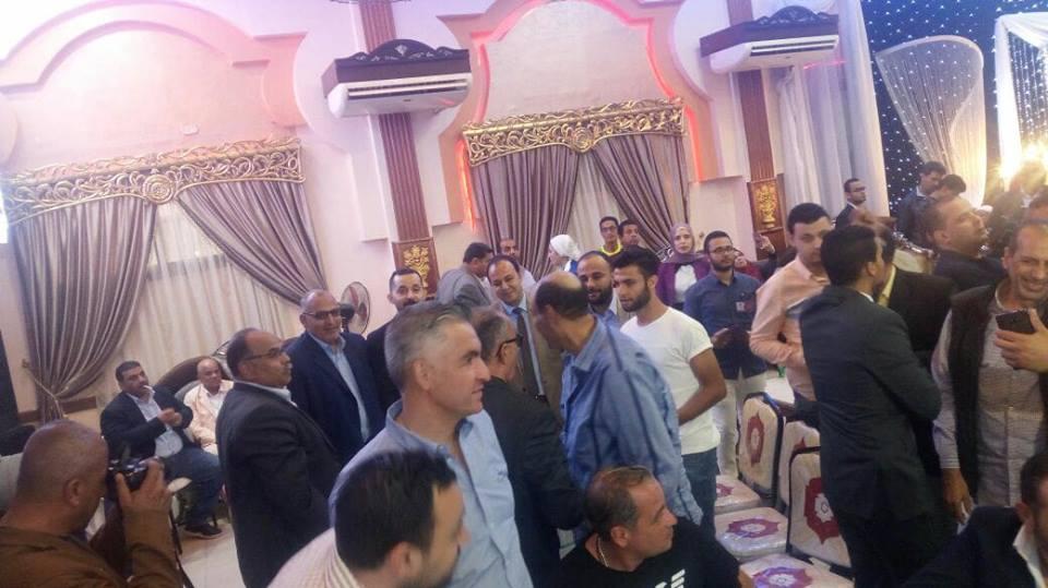 سويلم يكرم والد محمد صلاح 6