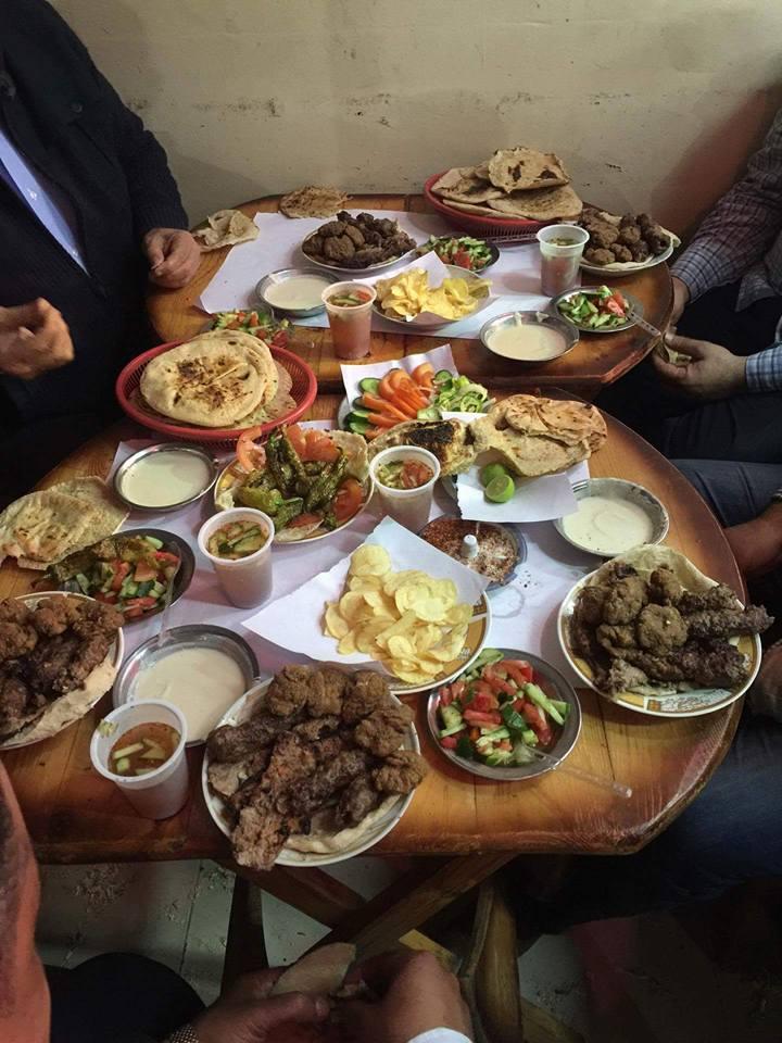 مطعم حاتي الملوك بالزقازيق