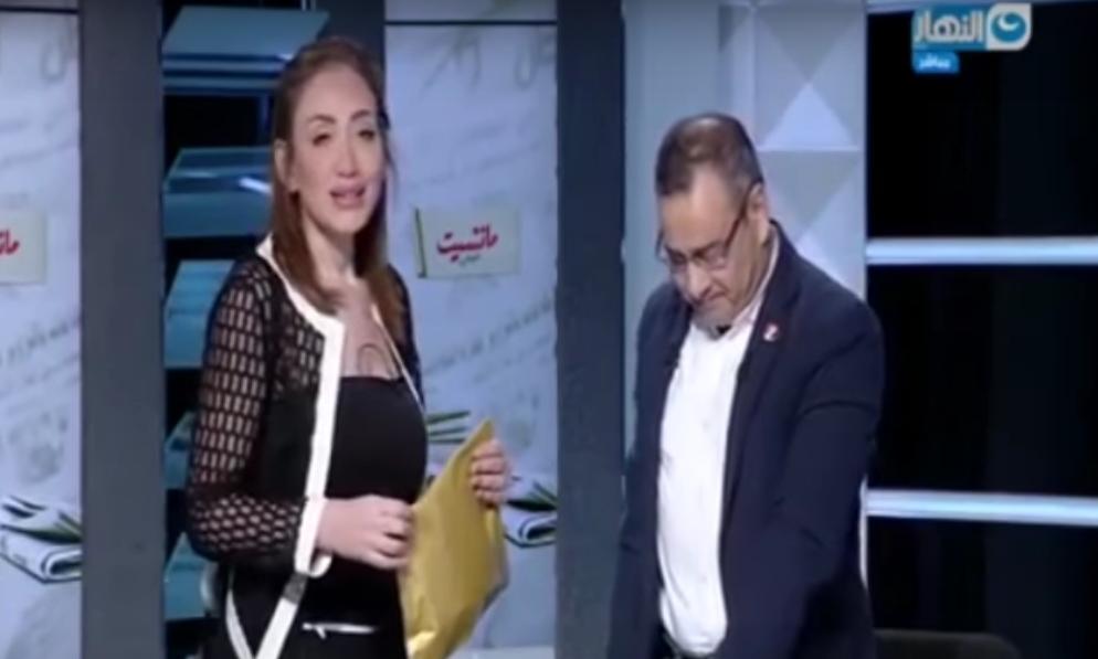 ريهام سعيد لجابر القرموطي
