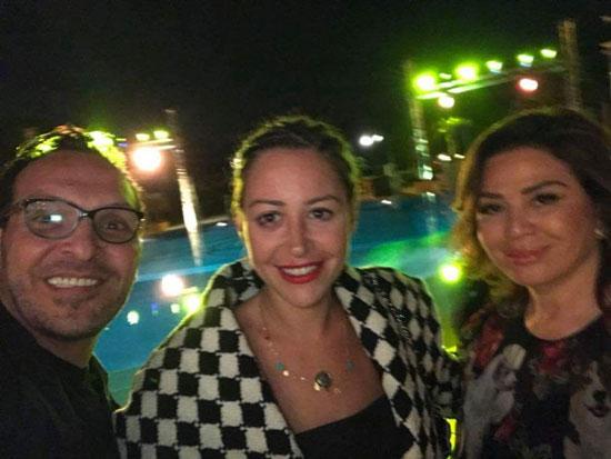 حفل زفاف حسام حبيب وشيرين عبدالوهاب