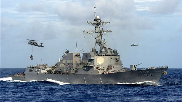 سلاح أمريكي خطير يصل قبالة سواحل سوريا