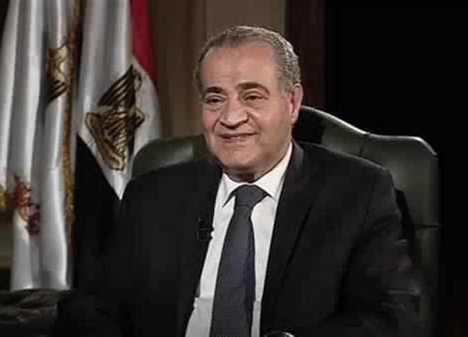 تعليق وزير التموين على قضية الرشوة
