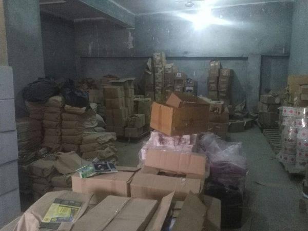 مصنع أدوية بدون ترخيص في بلبيس
