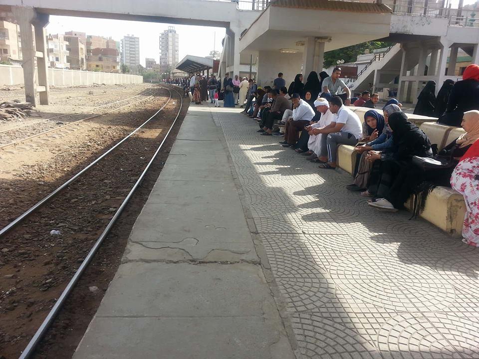 مواعيد قطارات كفر صقر الزقازيق 2018
