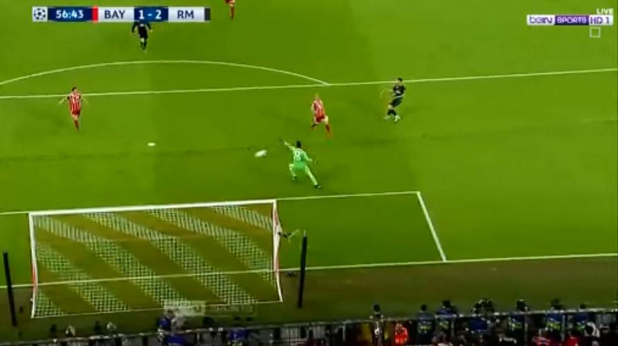 ريال مدريد يفوز على بايرن ميونخ