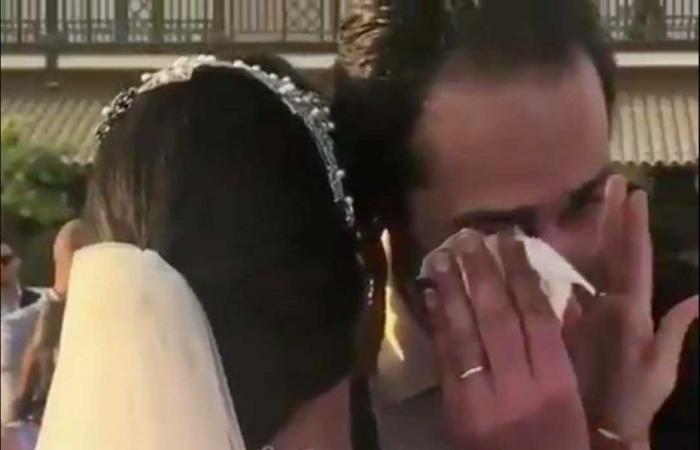 مجدي الجلال يكشف سر دموعه
