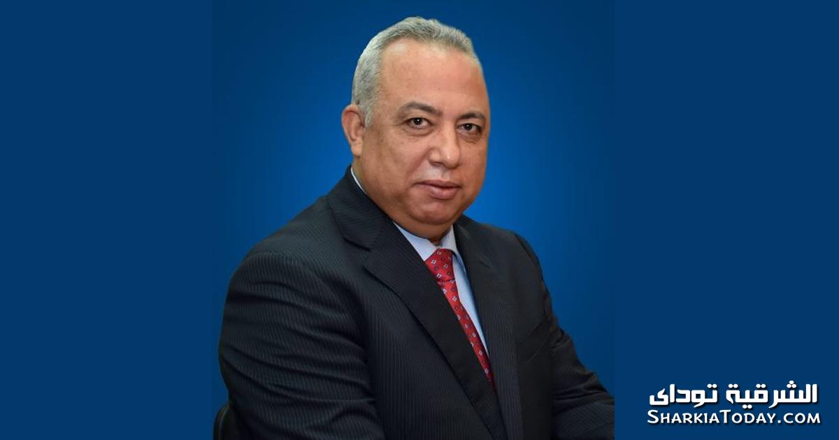 محافظ الشرقية اللواء خالد سعيد