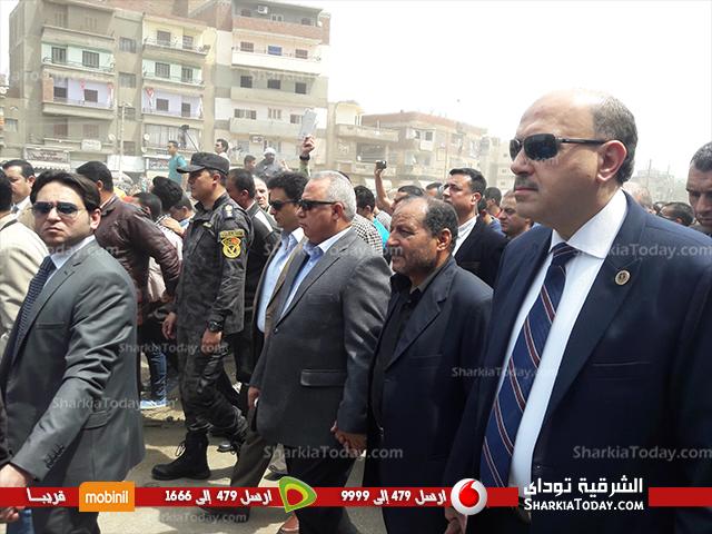 جنازة النقيب محمدي الحسيني