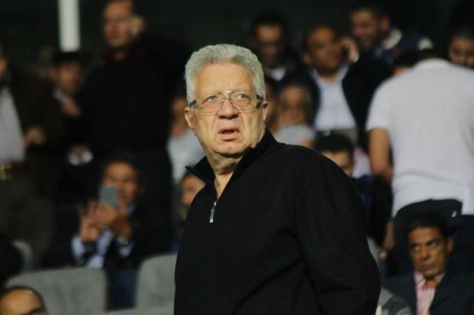 فرمان من مرتضى منصور