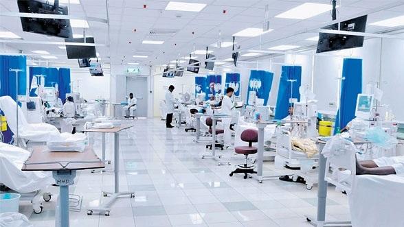 خطة تشغيل مركز طبي