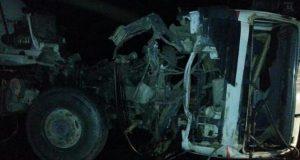 مصرع شخص وإصابة 19 آخرين في حادث تصادم بالعاشر من رمضان