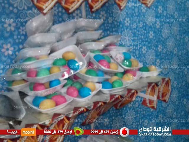 مكافحة الجوع بالزقازيق تشارك المسنين والمحتاجين احتفاليات شم النسيم