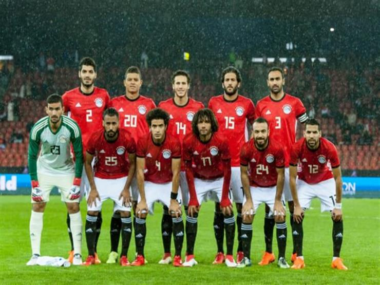 مباراة مصر وكولومبيا