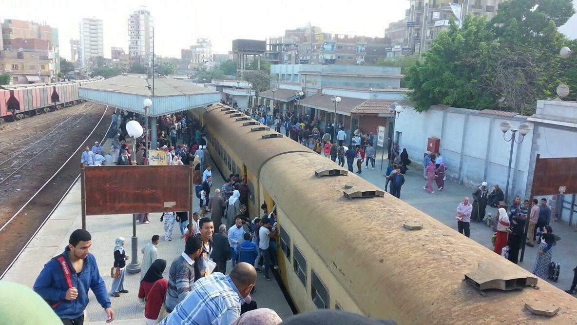مواعيد قطارات الزقازيق القاهرة 2019