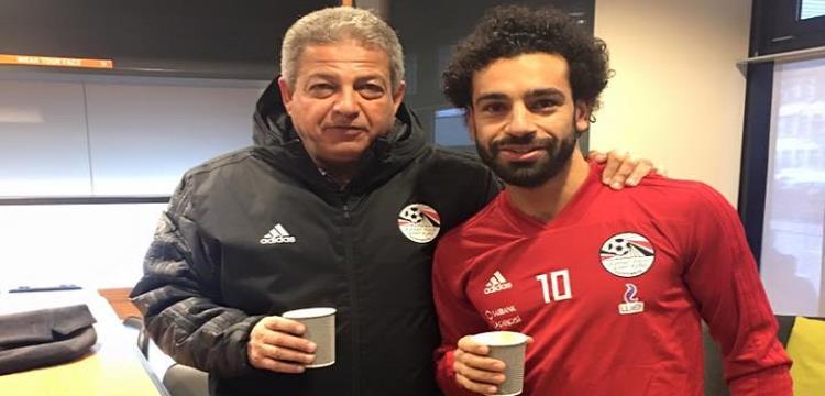 وزير الرياضة عن أزمة محمد صلاح