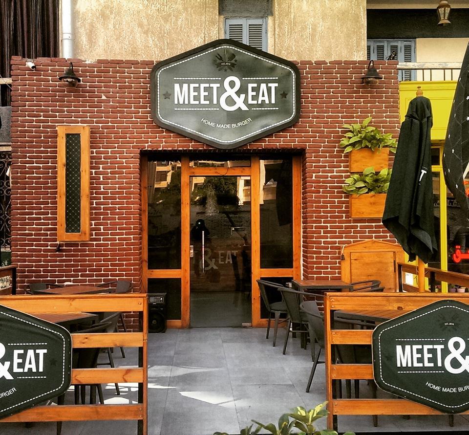 مطعم Meat-Eat بالزقازيق