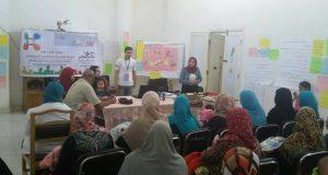 مبادرة شباب مصر بجامعة الزقازيق تواصل دورتها التثقفية بقرى الشرقية