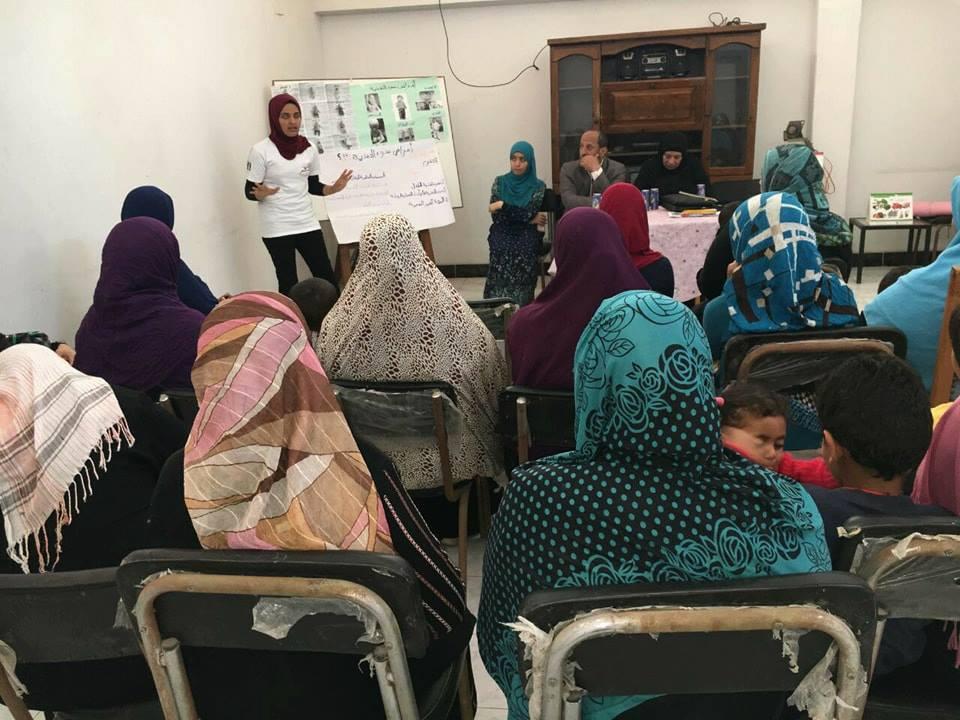 مبادرة شباب مصر بجامعة الزقازيق