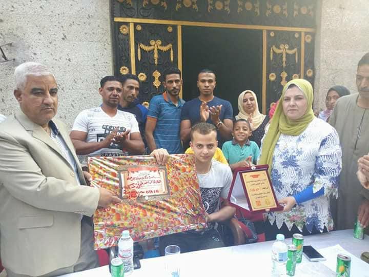 احتفالات ثقافة الشرقية بعيد تحرير سيناء