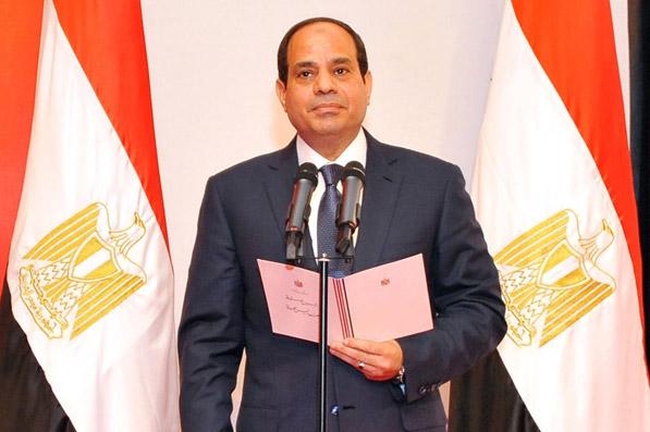 sisi egypt president1