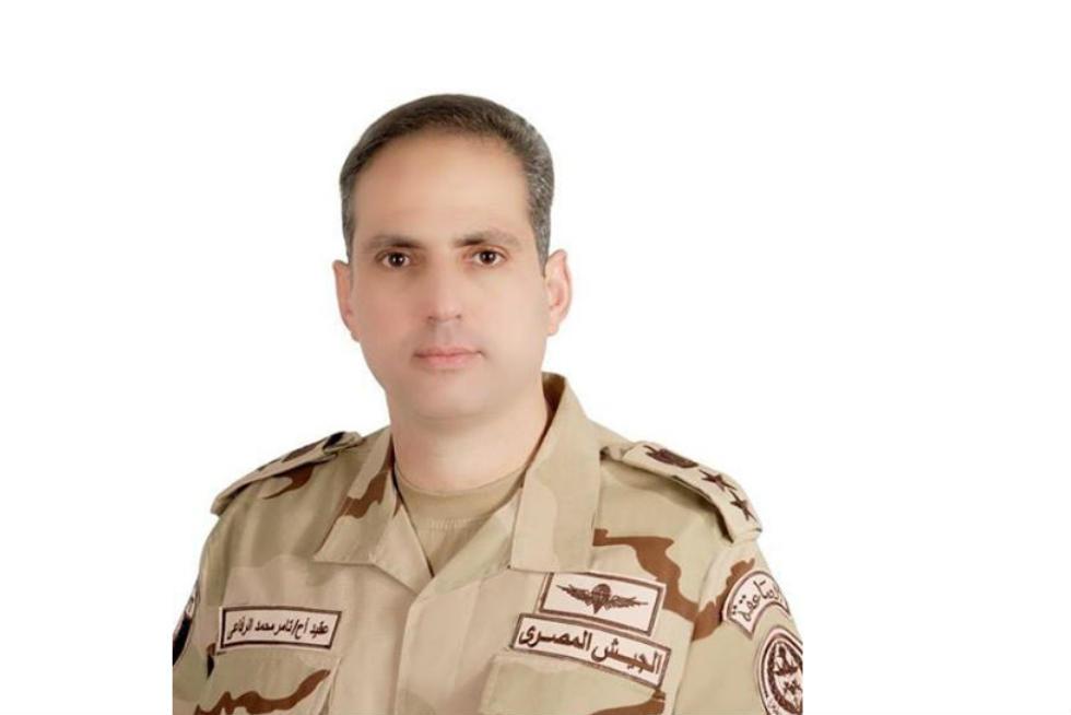 المتحدث العسكرى عن تعويض أهالي سيناء